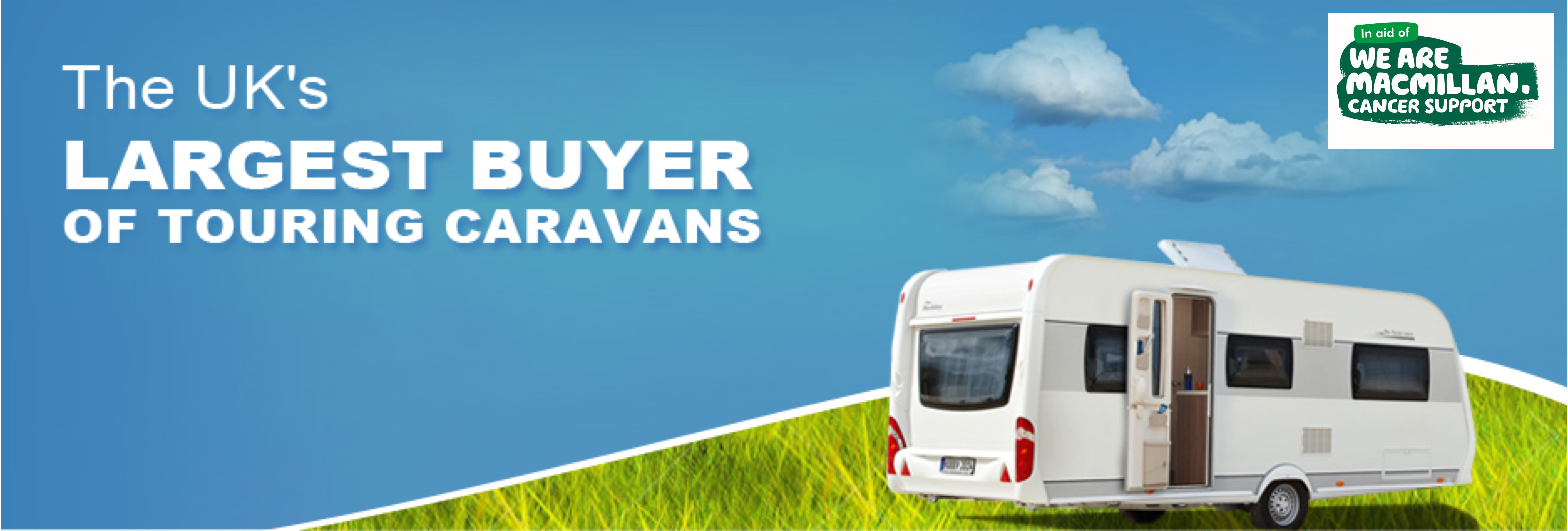 The UK's largest buyer of touring caravans